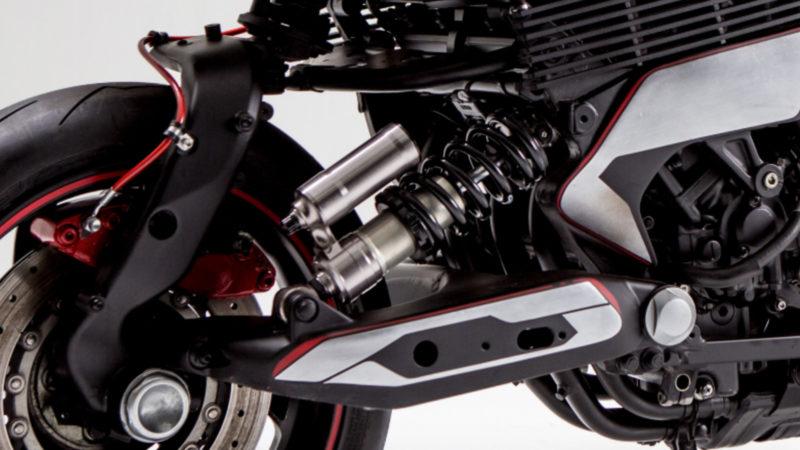 JSK Moto Co. Project Rhodium Omega Yamaha GTS 1000