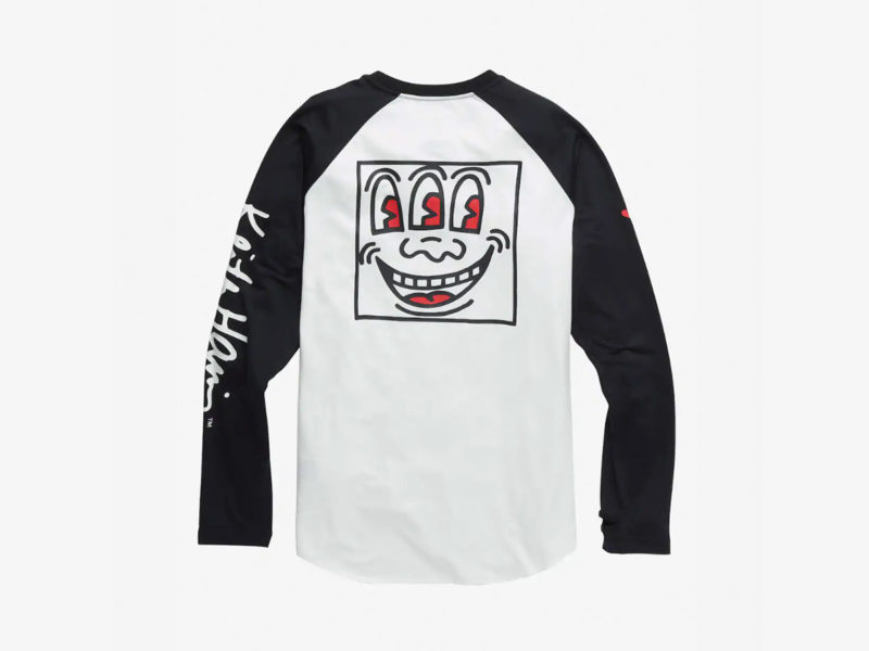Keith Haring x Burton Collection