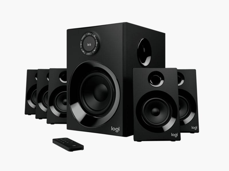 Logitech Z606 5.1 Surround Sound Speaker System