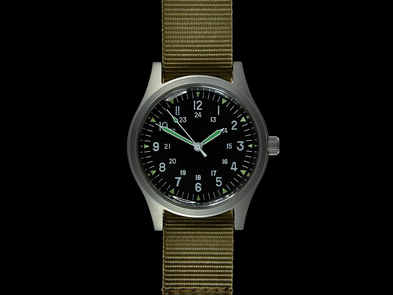 MWC GG-W-113 Military Watch