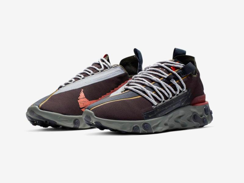 Nike ISPA React Low
