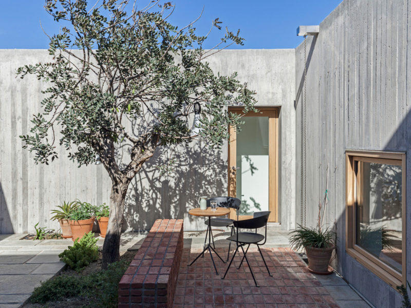 Patio House by OOAK Architects