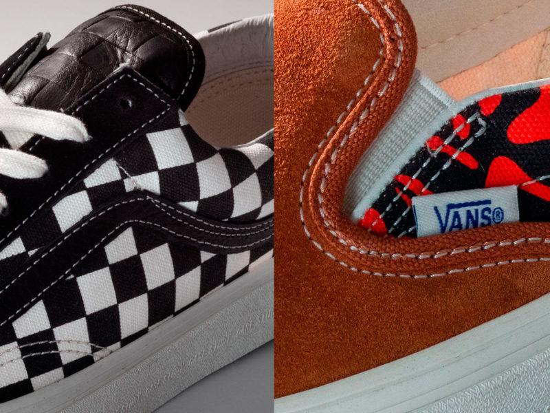 Vans Vault x Modernica Collection