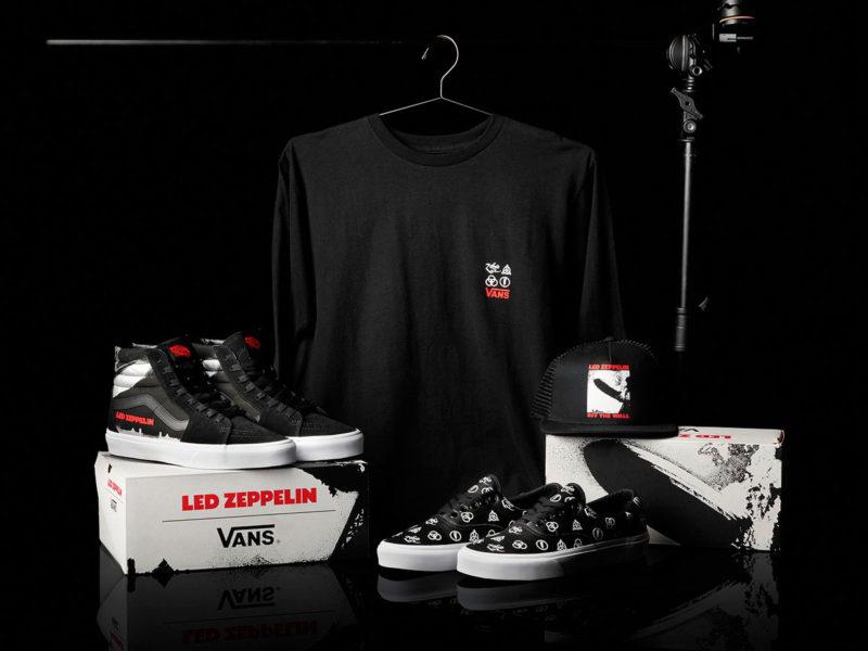 Vans x Led Zeppelin