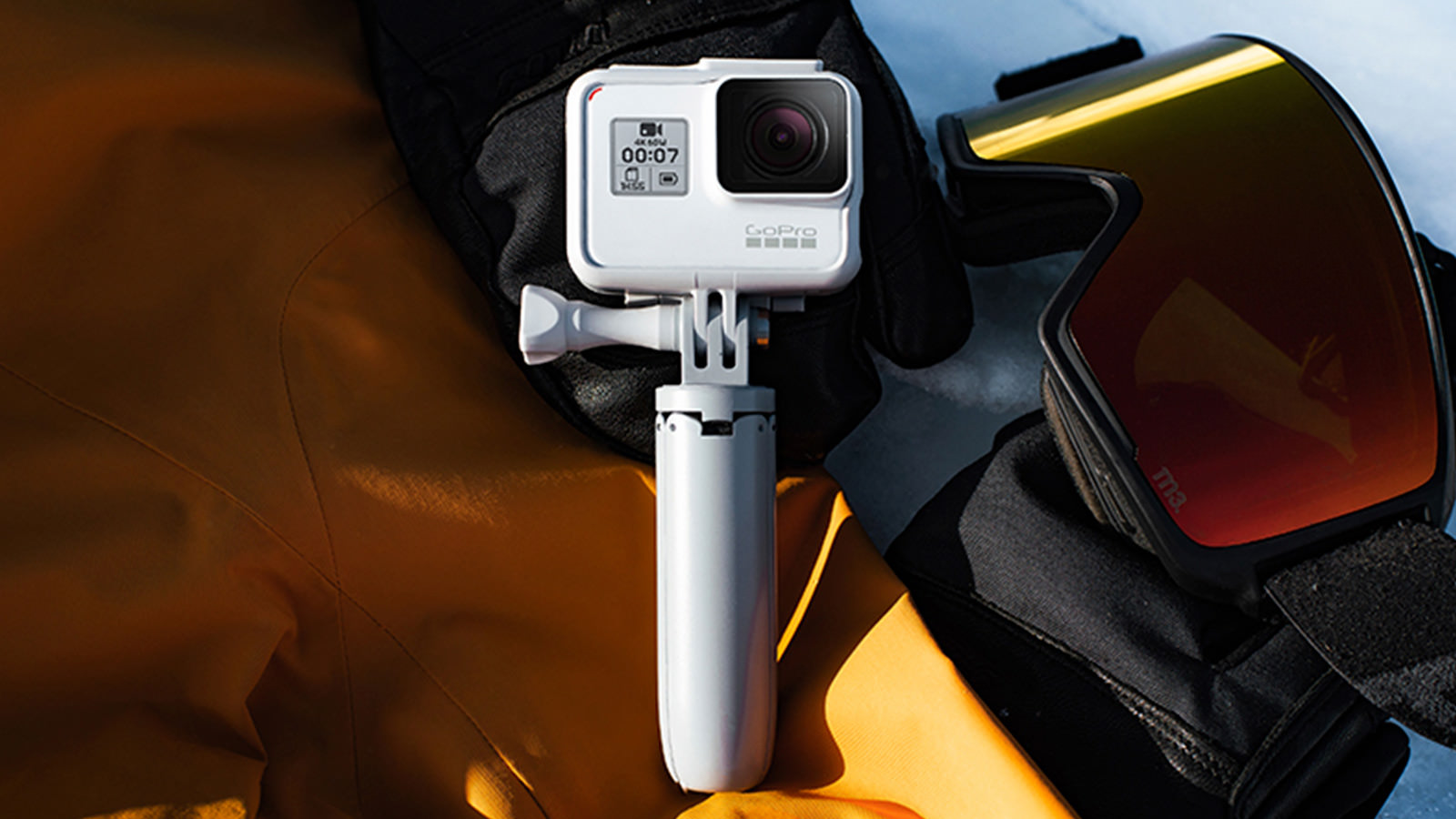 GoPro HERO7 Black Dusk White Limited Edition