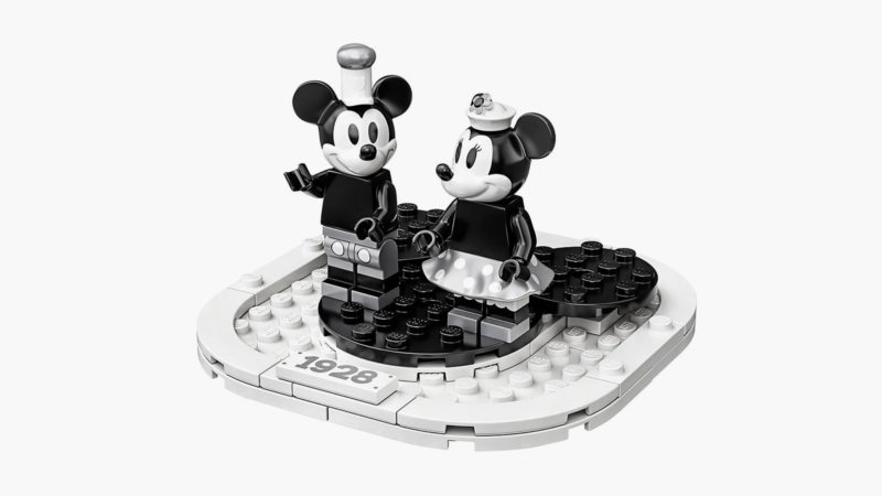LEGO Steamboat Willie
