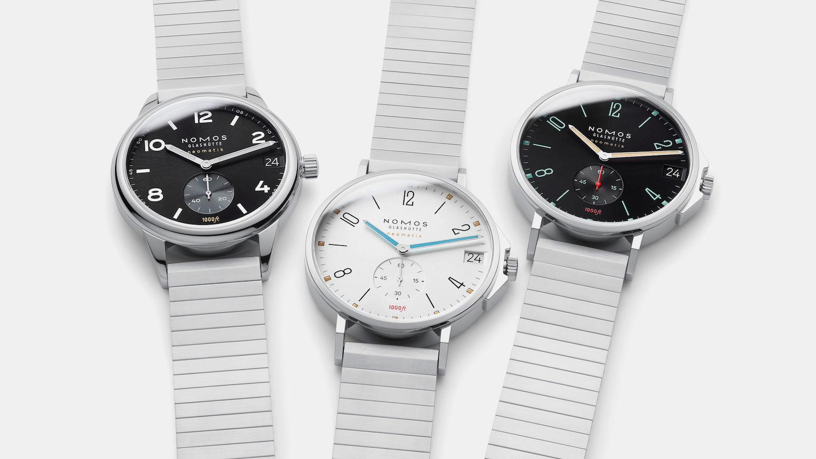 NOMOS Sport Watches