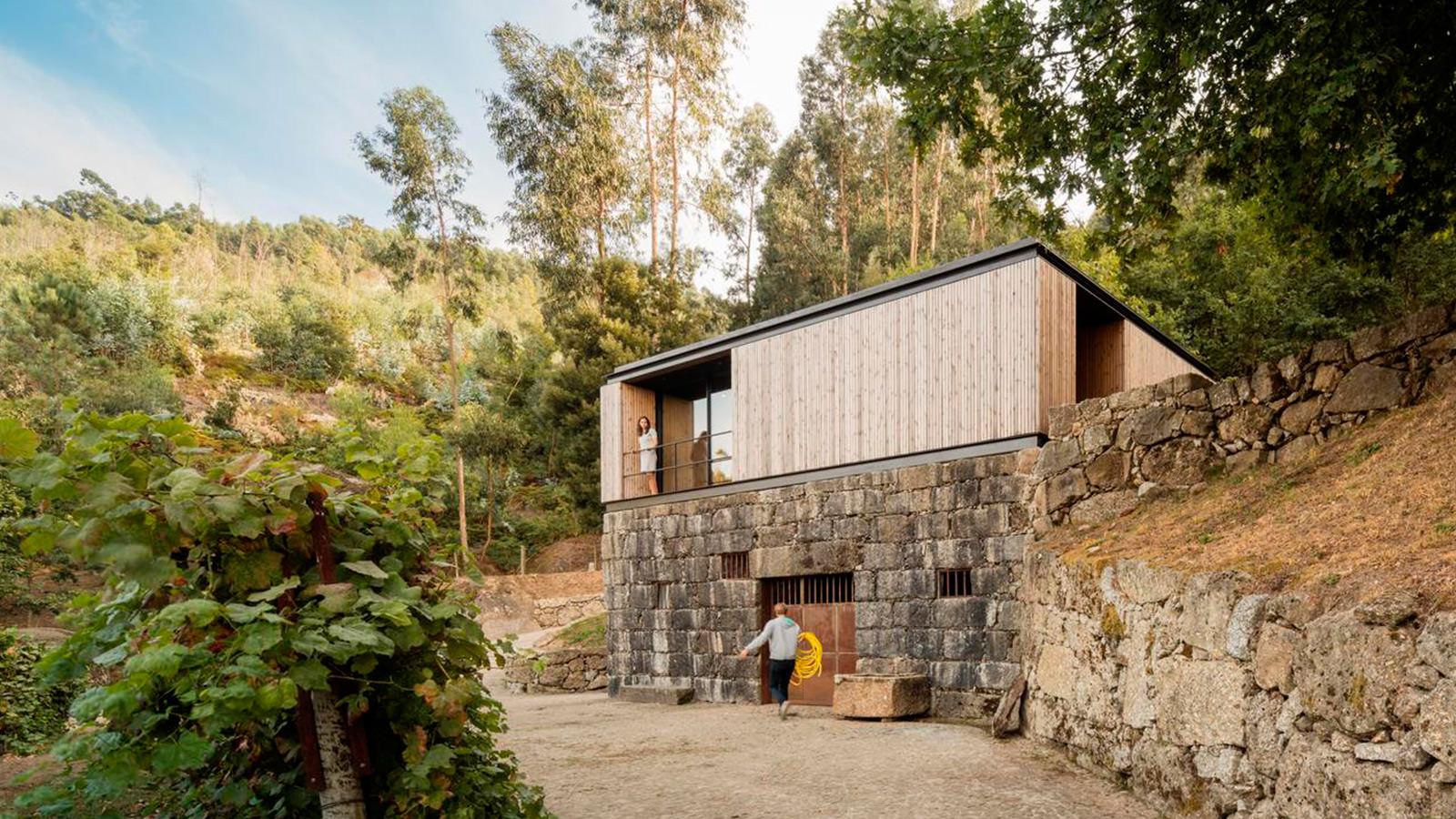 Pavilion House by Andreia Garcia Architectural Affairs & Diogo Aguiar Studio