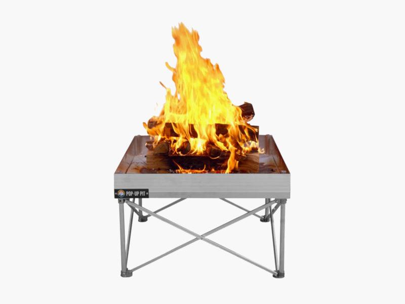 Pop-up Fire Pit