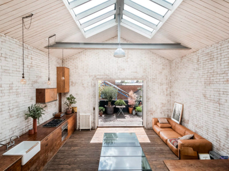 Warley Close Warehouse Conversion
