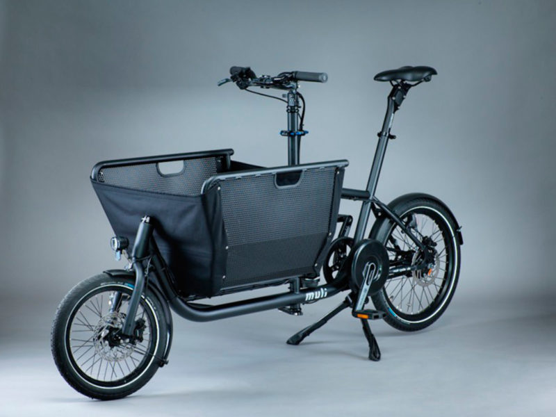 e-muli Foldable Cargo Bike