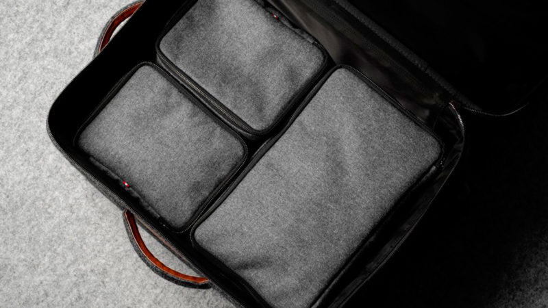 hardgraft Worldly Cabin Suitcase