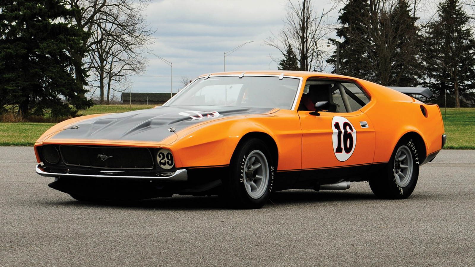 1973 Ford Mustang Trans Am