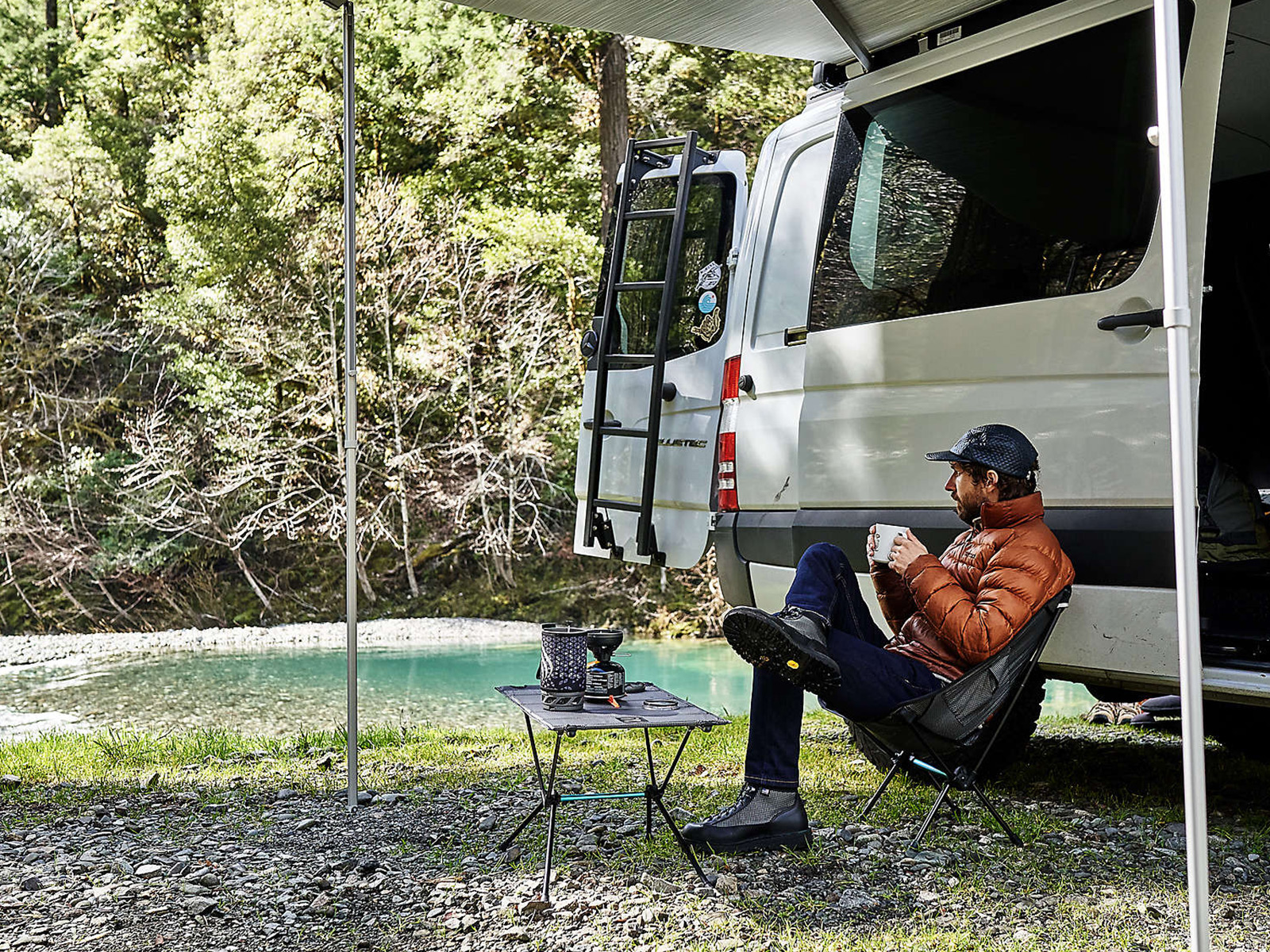 Danner x Helinox Camp Collection