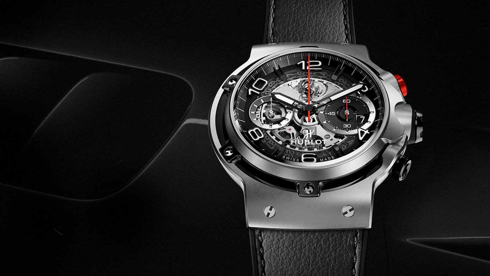Hublot Classic Fusion Ferrari GT Watch