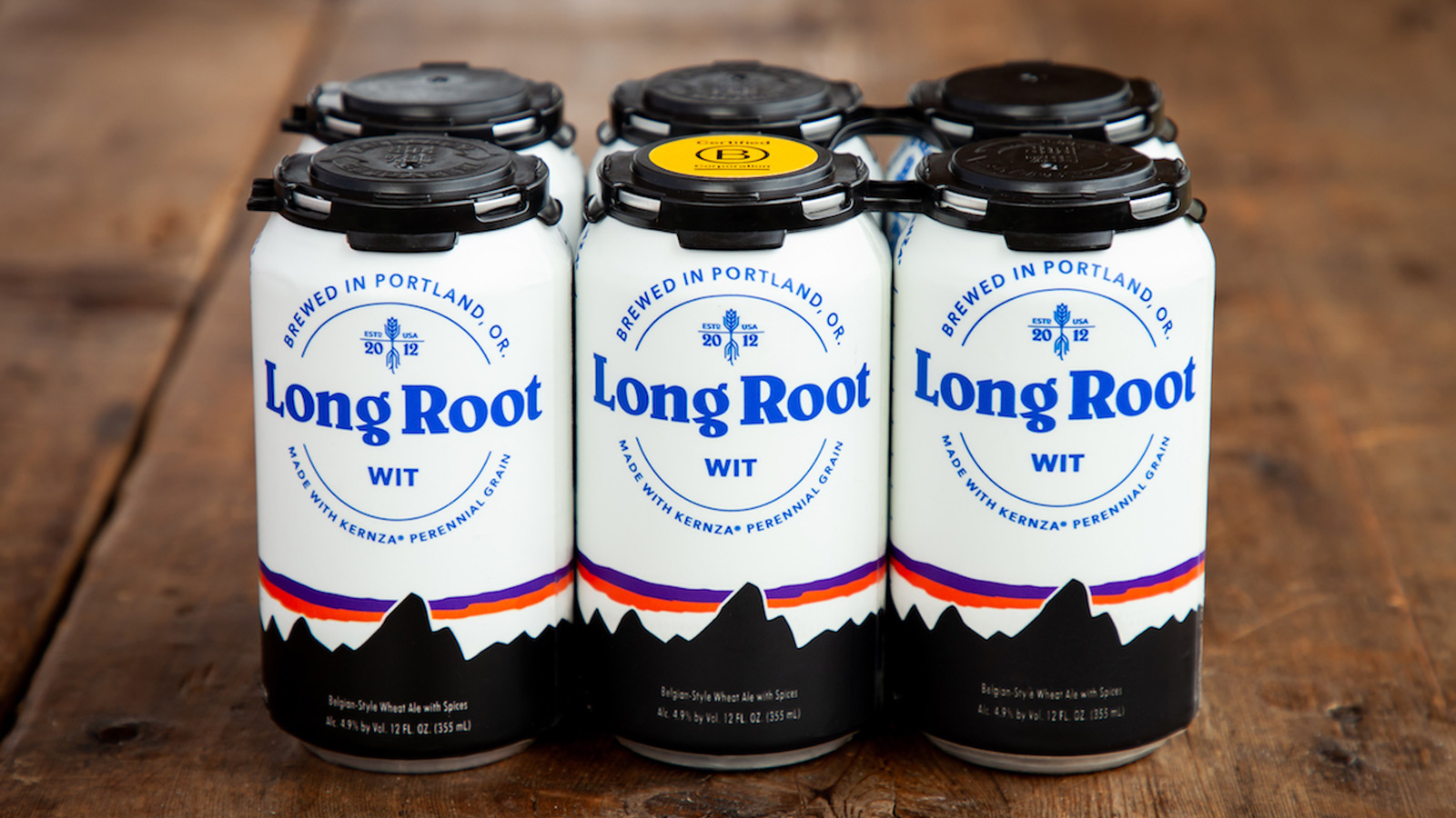 Patagonia Provisions Long Root Wit Beer