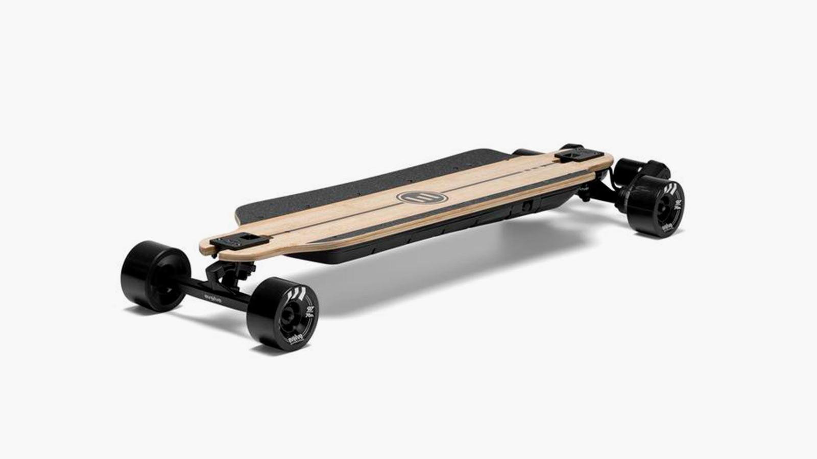 Evolve Bamboo GTR Series Electric Skateboards