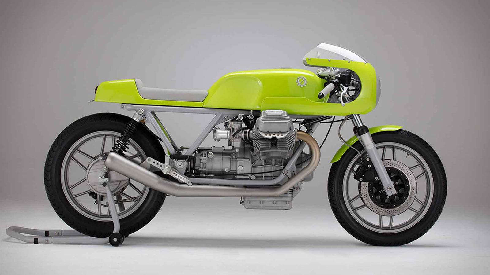 Kaffeemaschine 1984 Le Mans KM23 Motorcycle