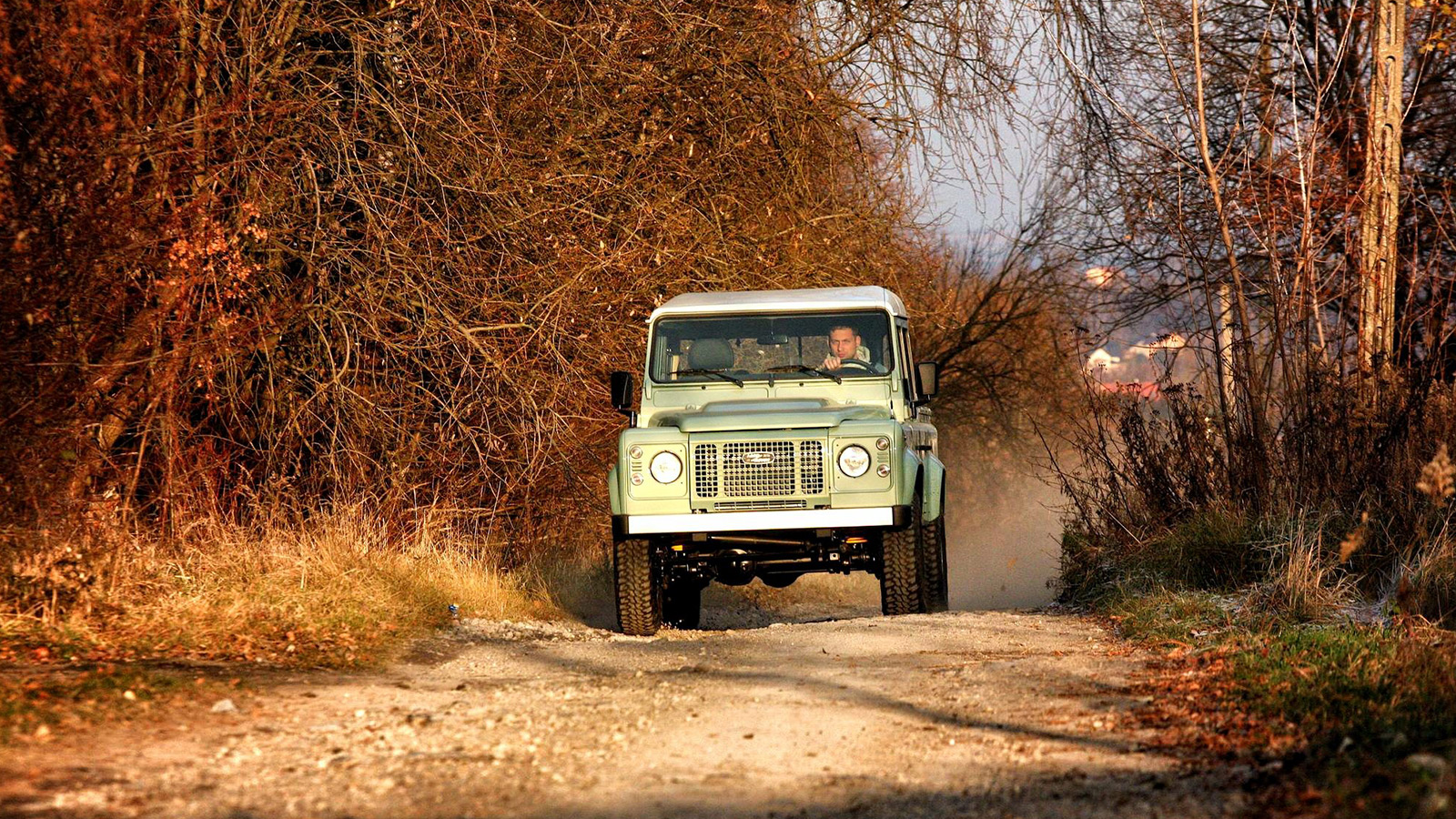 Land Serwis Land Rover Series I Defender