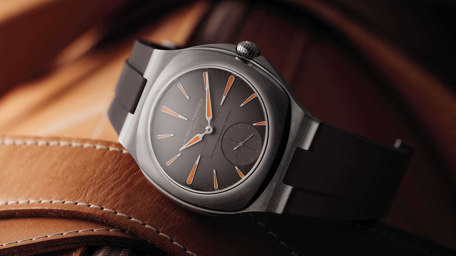 Laurent Ferrier Tourbillon Grand Sport