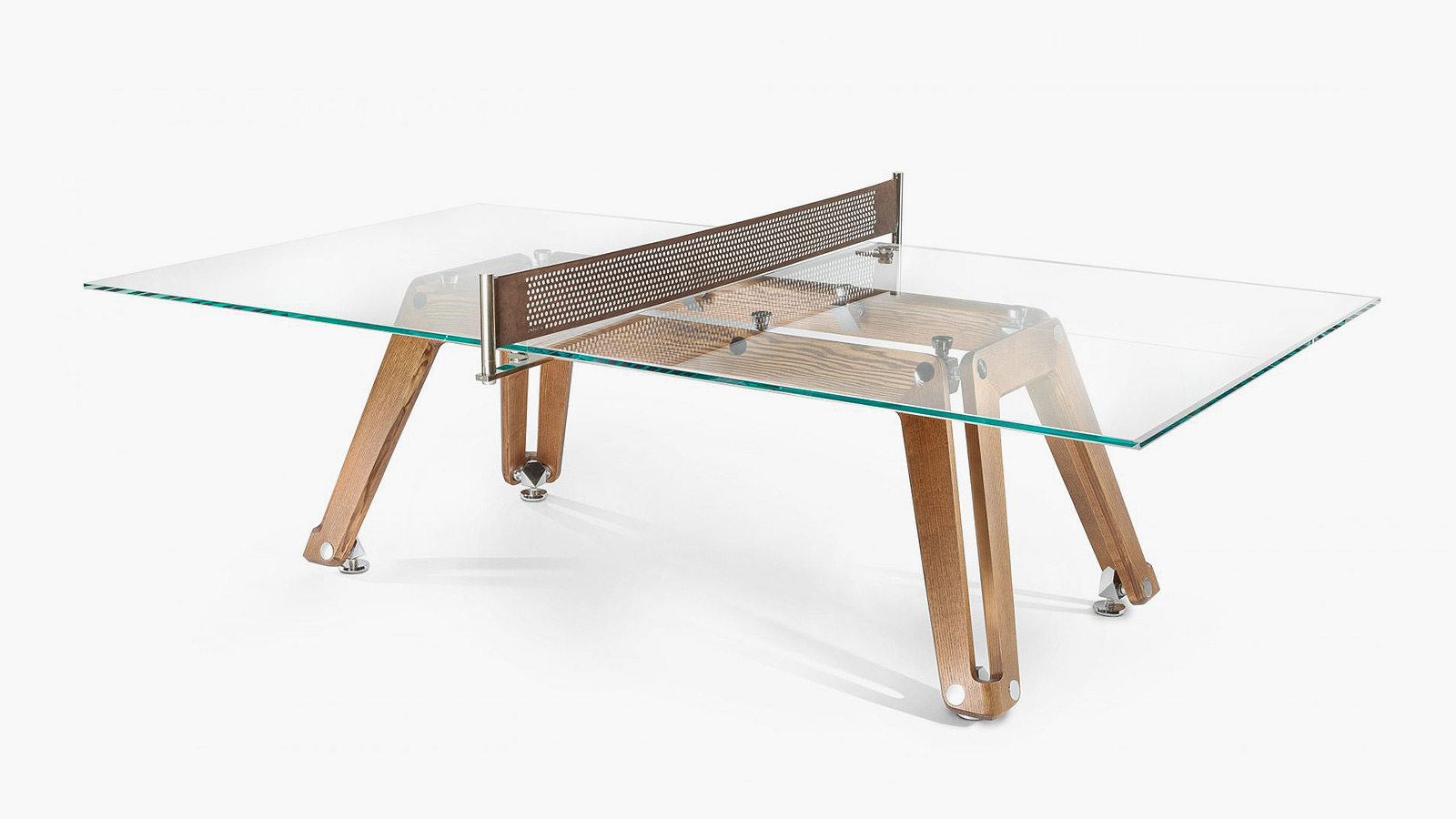 Lungolinea Wood Ping Pong Table