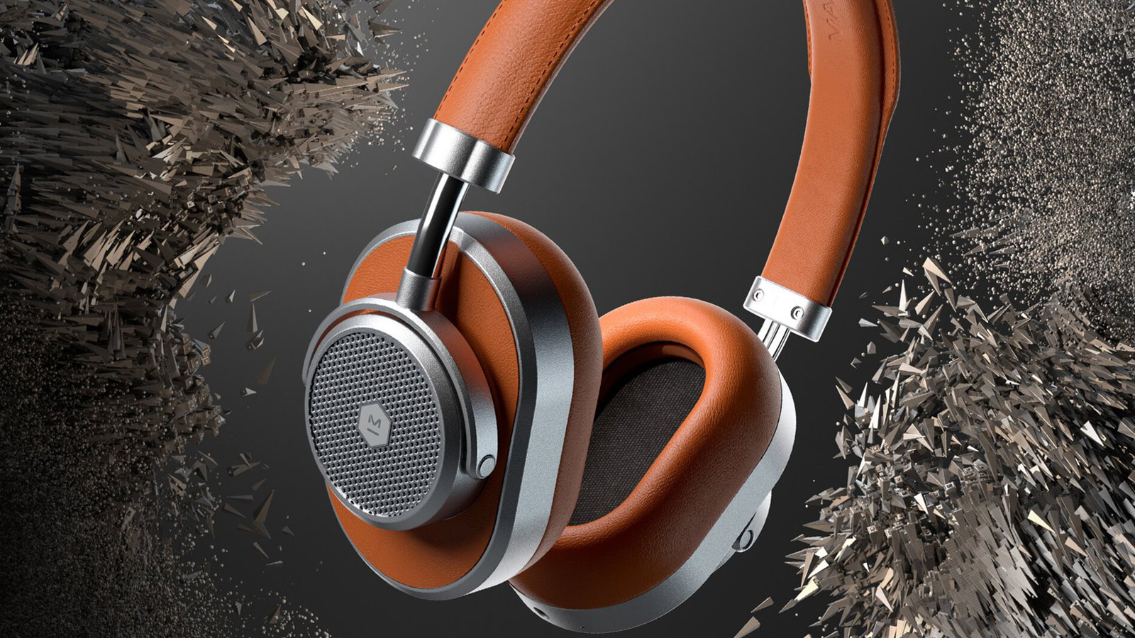 Master & Dynamic MW65 Active Noise-Cancelling 
