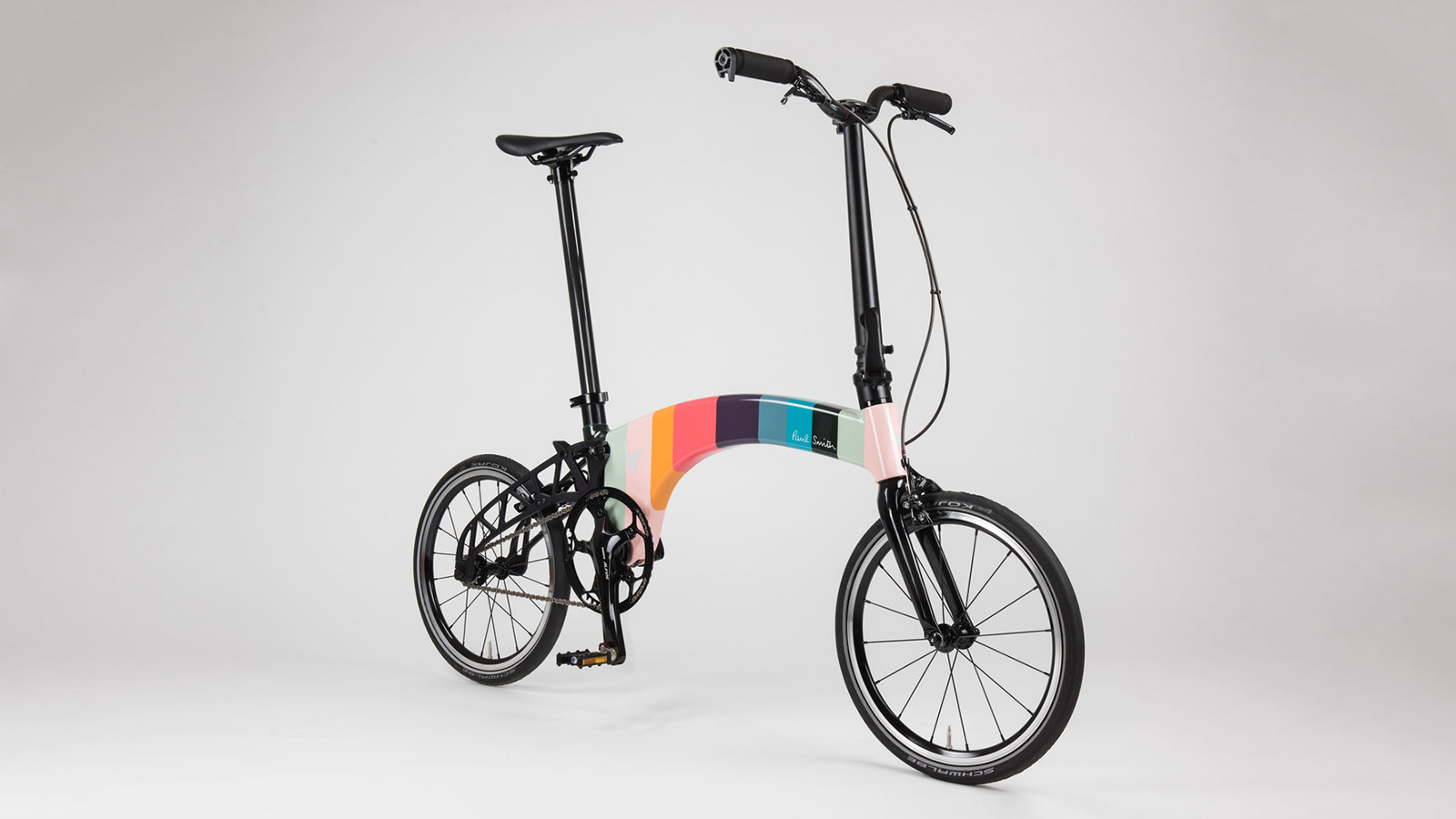 Paul Smith x Hummingbird Limited Edition Single Speed