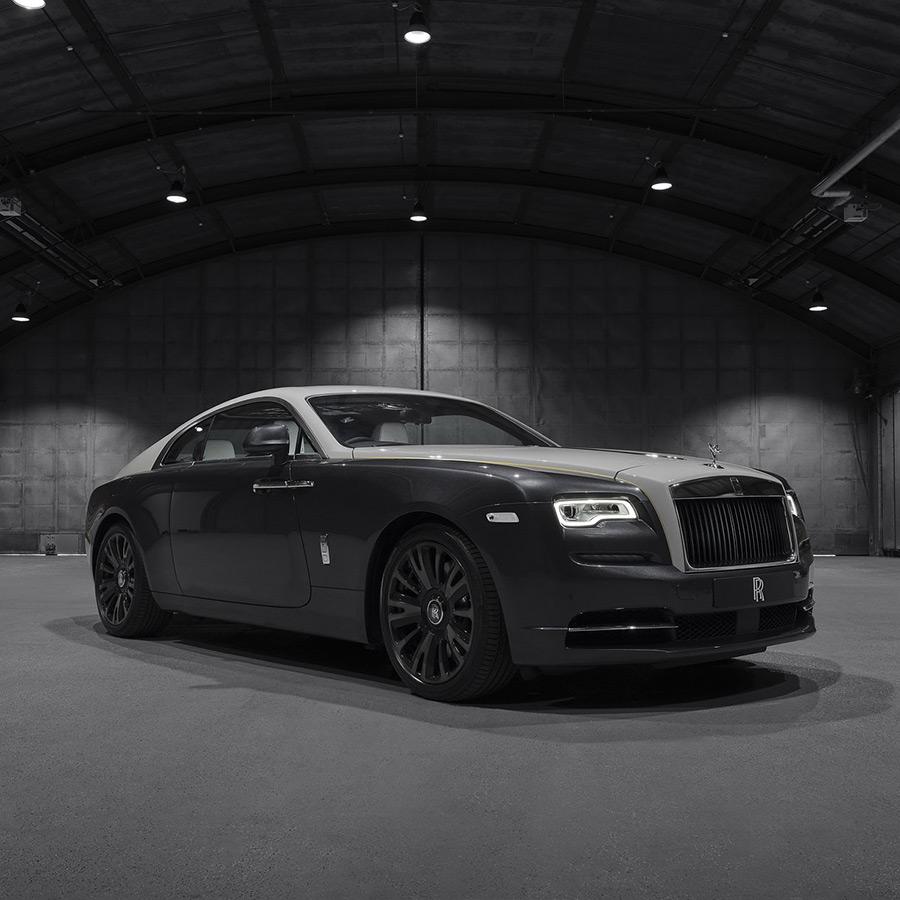2016 Rolls Royce Wraith Camshaft: Rolls-Royce-Wraith-Eagle-VIII-mo-main