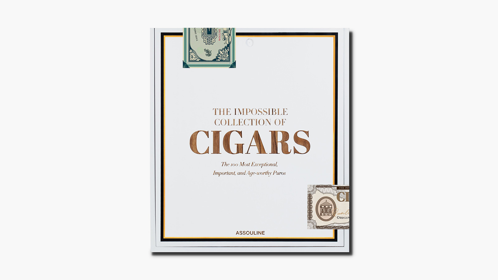 The Impossible Collection of Cigars by Aaron Sigmond