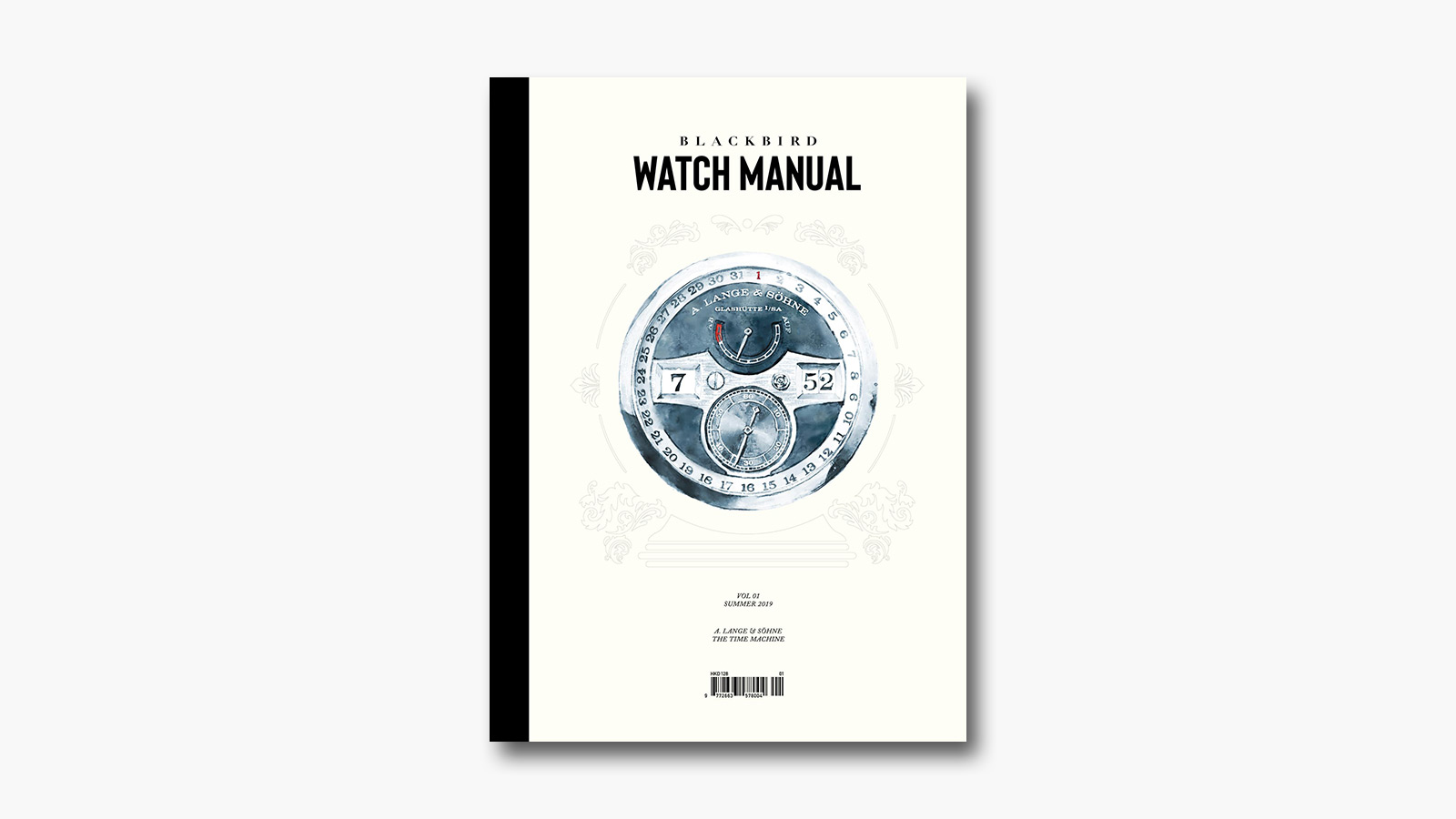 Blackbird Watch Manual Vol. 1