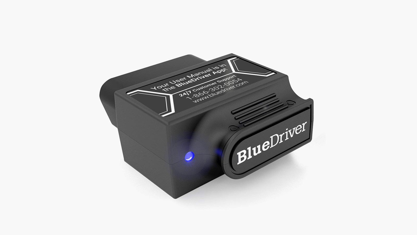 BlueDriver Bluetooth Pro OBDII Scan Tool