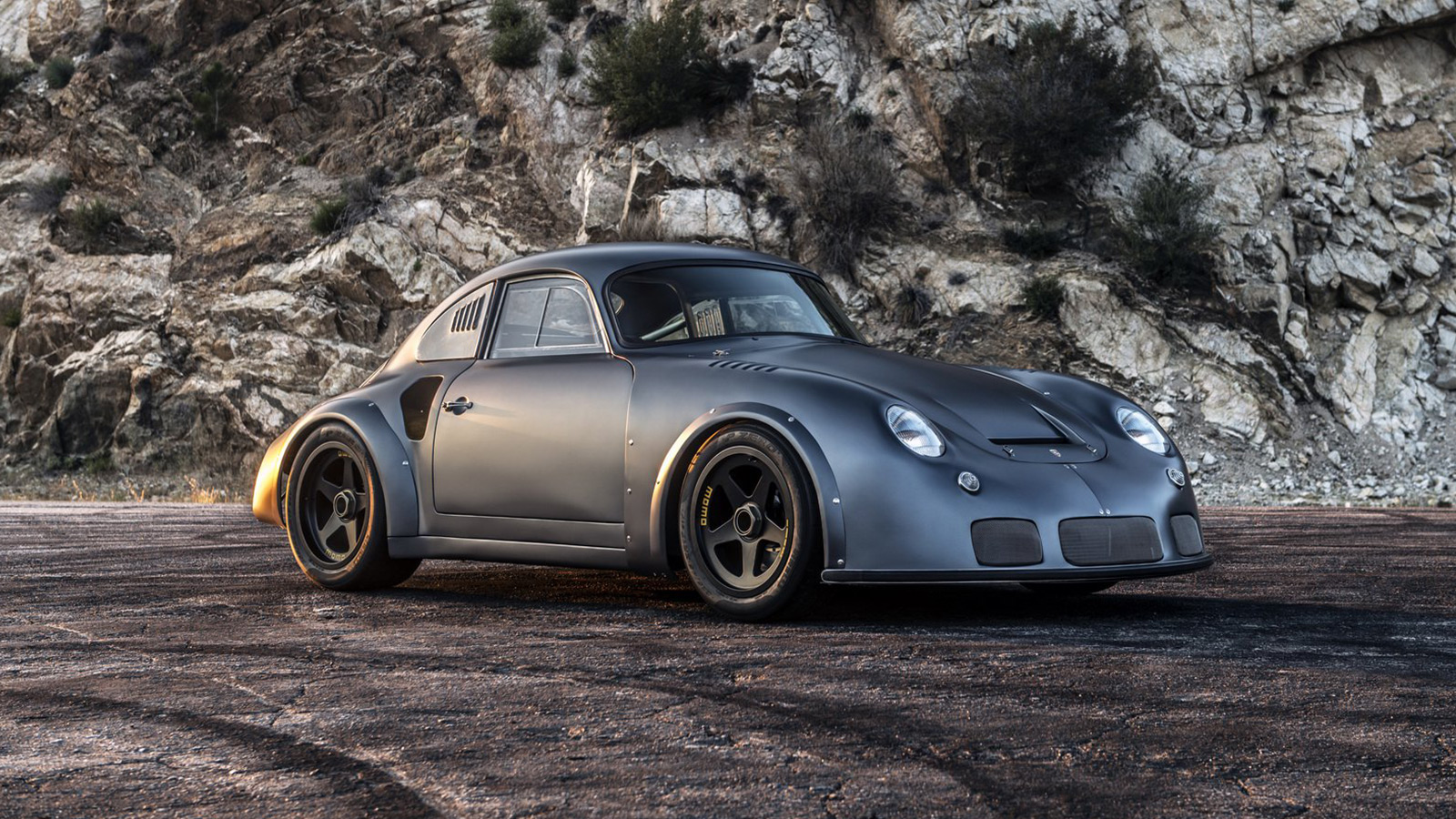 Emory Porsche 356 RSR