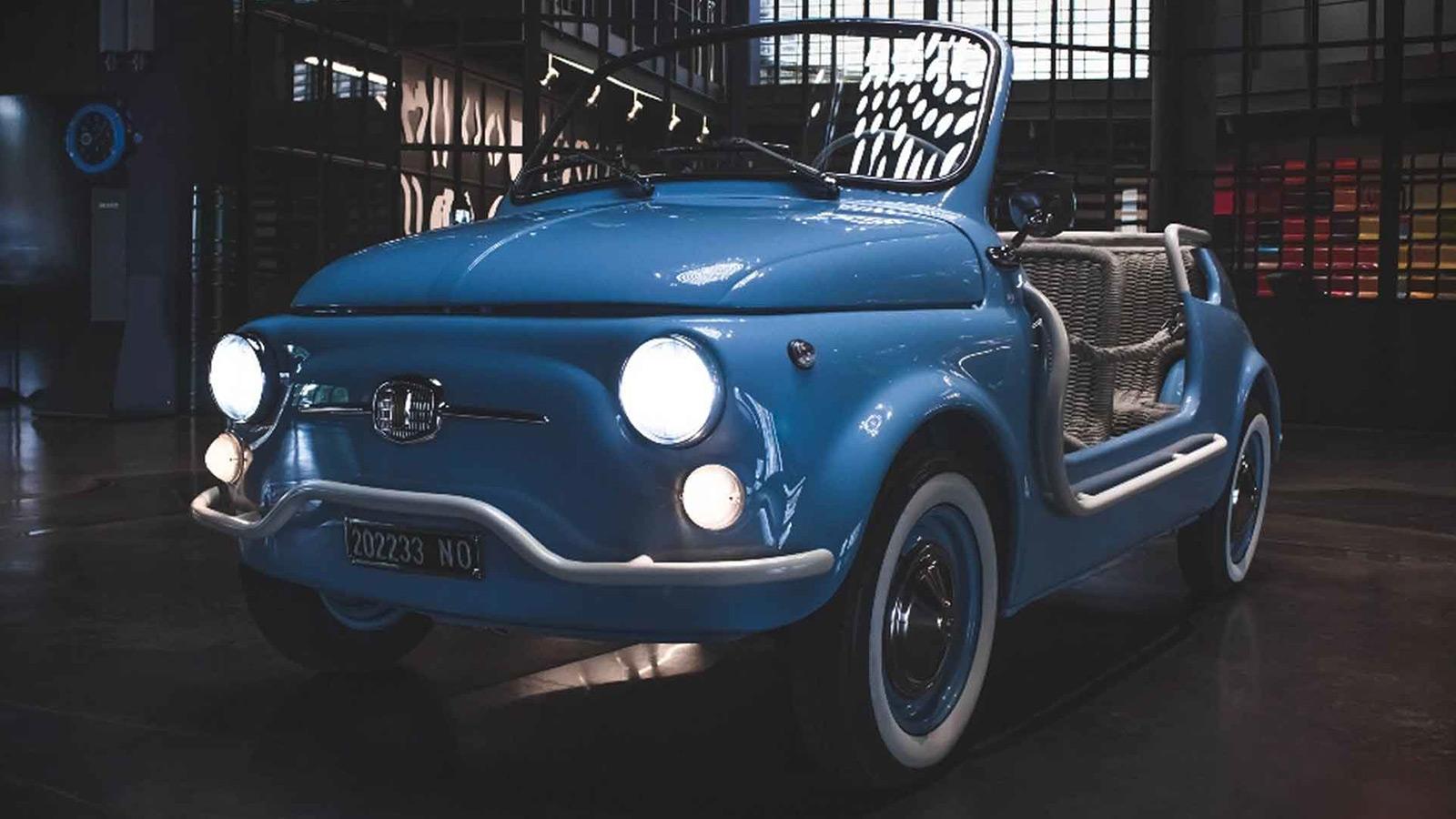 GarageItaliaFiat 500 Jolly Icon-e