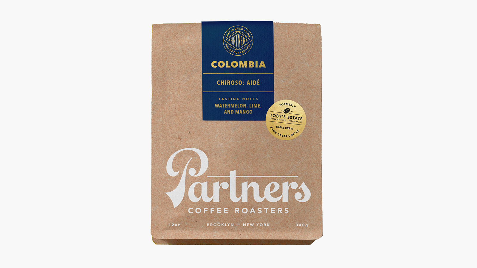 Partners Colombia - Chiroso: Aidé Coffee