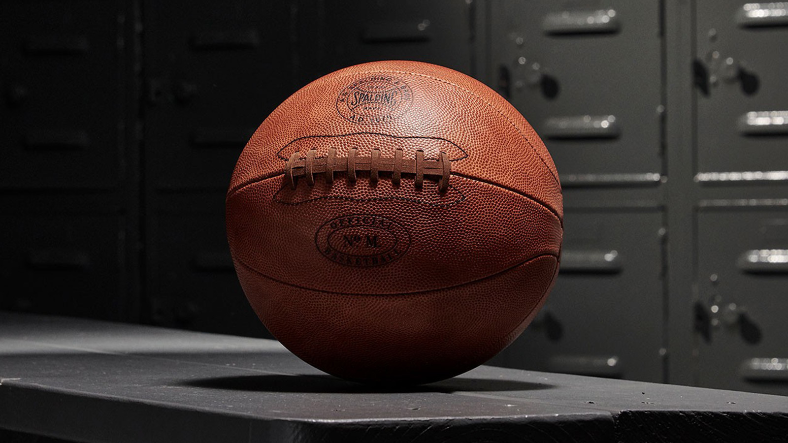 Spalding 125th Anniversary 1894 Official Basket Ball