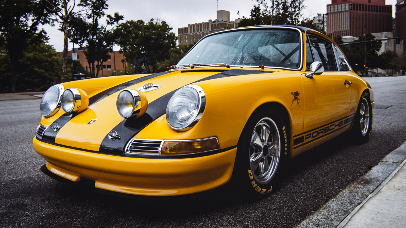 1967 Porsche 911S Coupe 2.7L