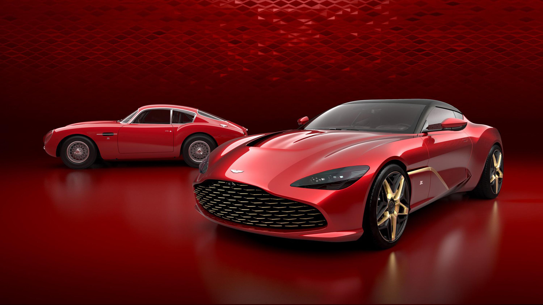 Aston MartinDBS GT Zagato