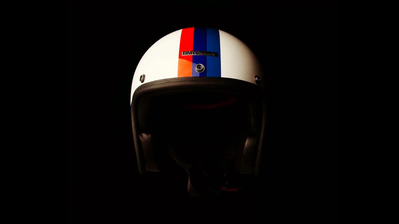 BMW Motorrad x Hedon Helmet Line