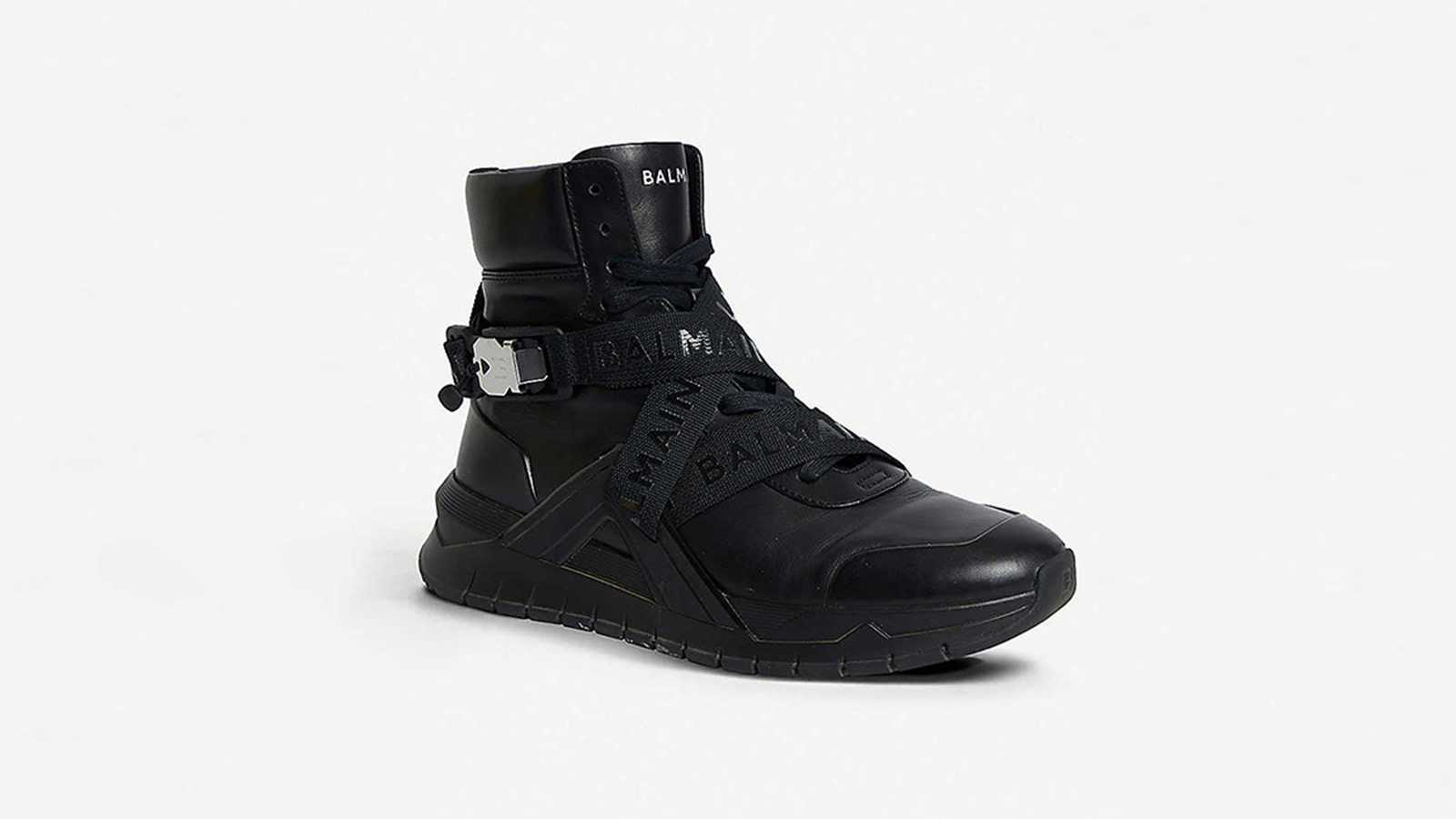 Balmain Troop Strap Trainer