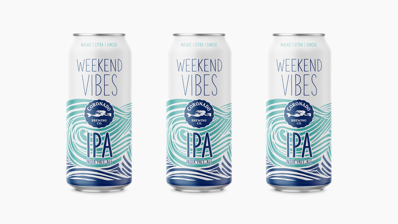 Coronado Weekend Vibes IPA