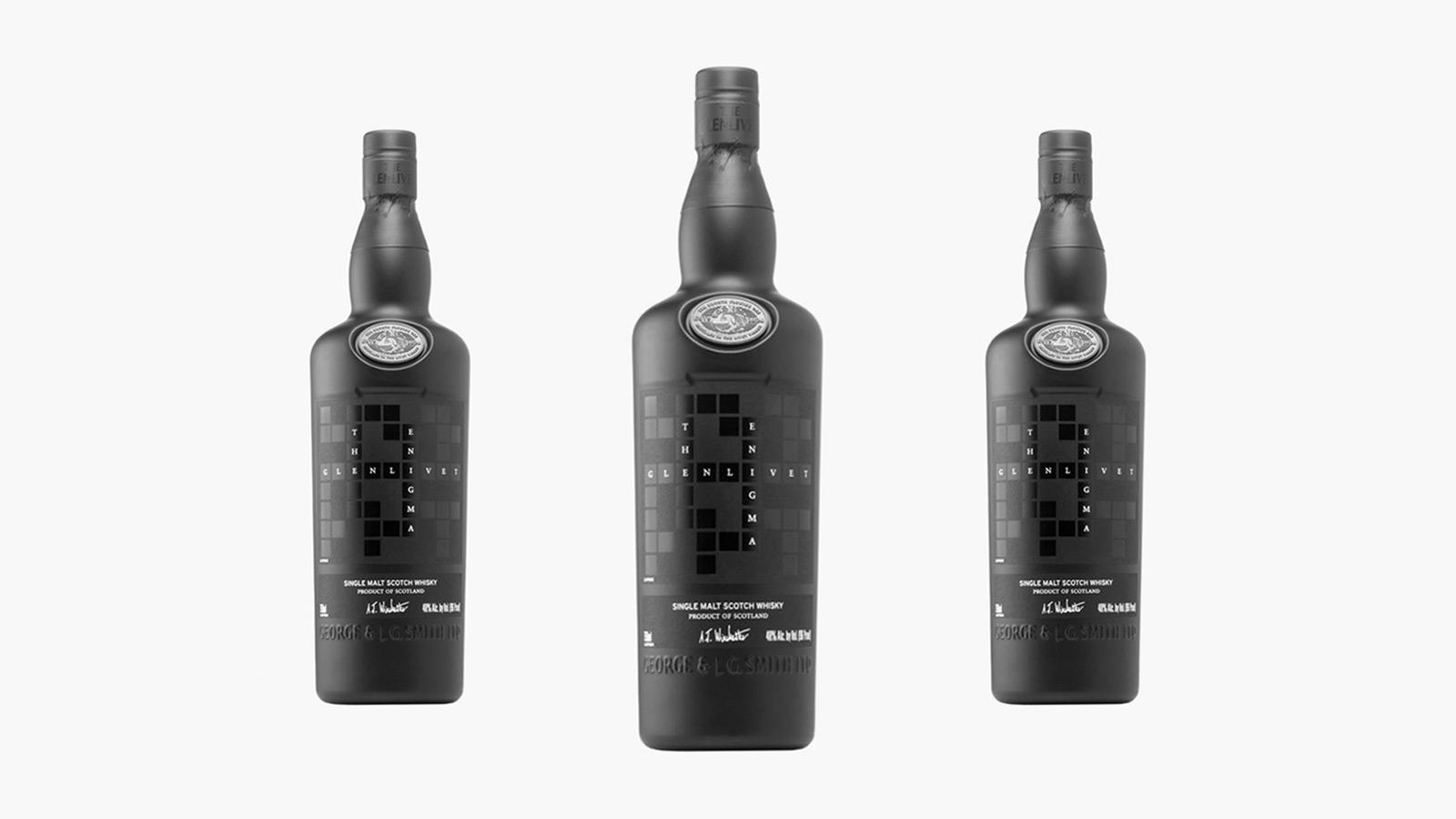 Glenlivet Enigma Scotch Single Malt Whisky