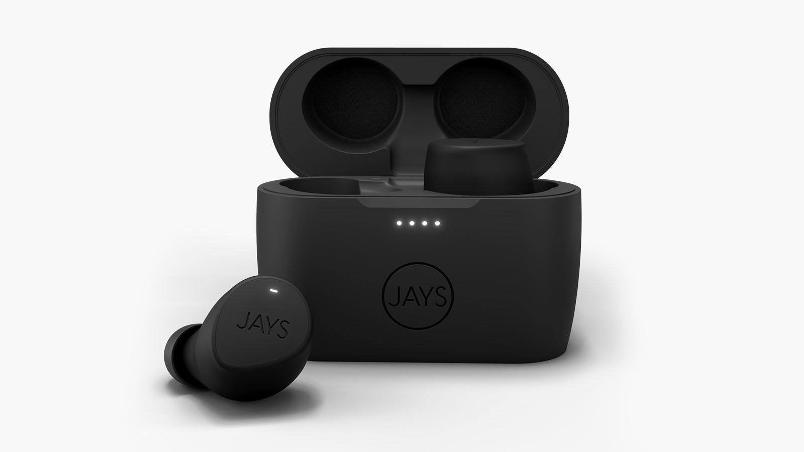 Jays m-Seven True Wireless Headphones