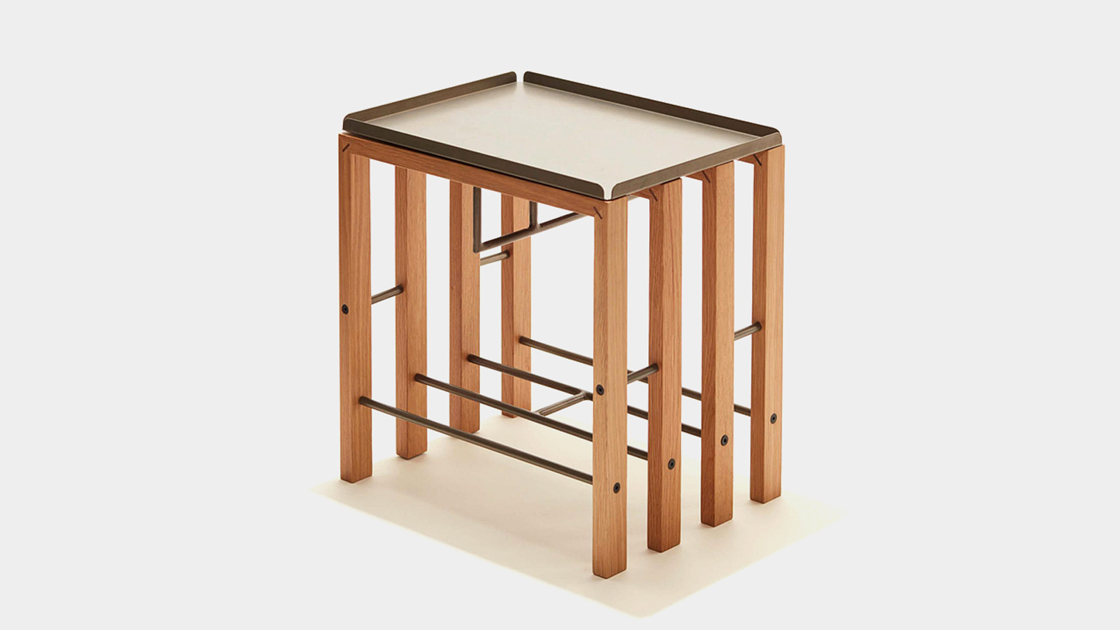 Lobo Marinho x Monocle Porto Side Table