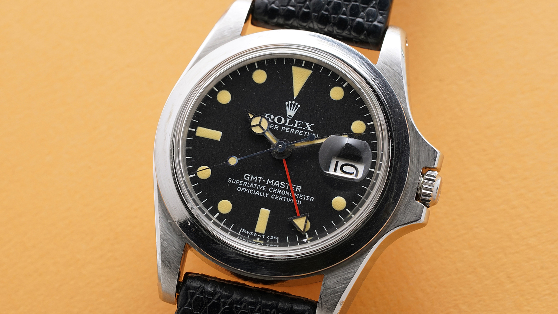 Marlon Brando's Rolex GMT-Master
