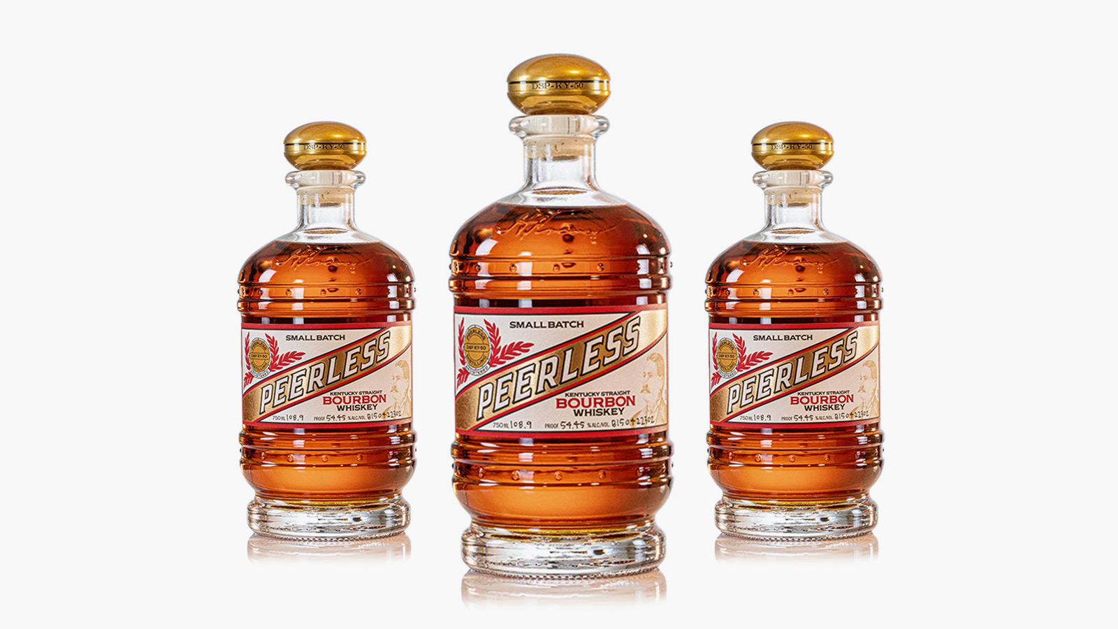 Peerless Distilling Bourbo