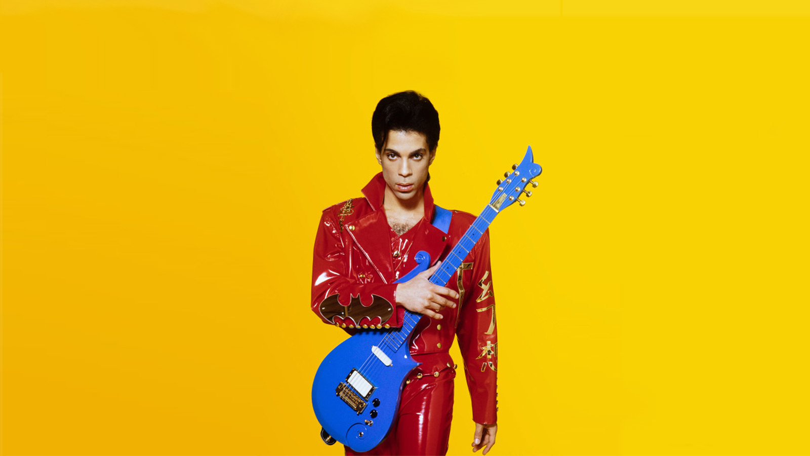 Prince Cloud Guitar