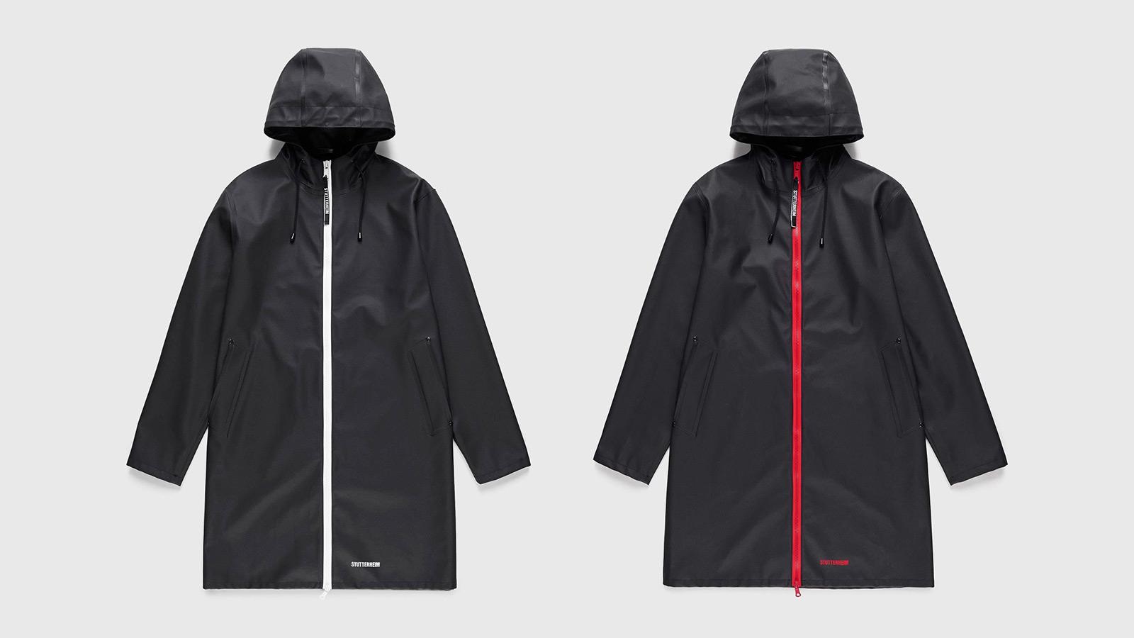 Stutterheim Ostermalm Raincoat