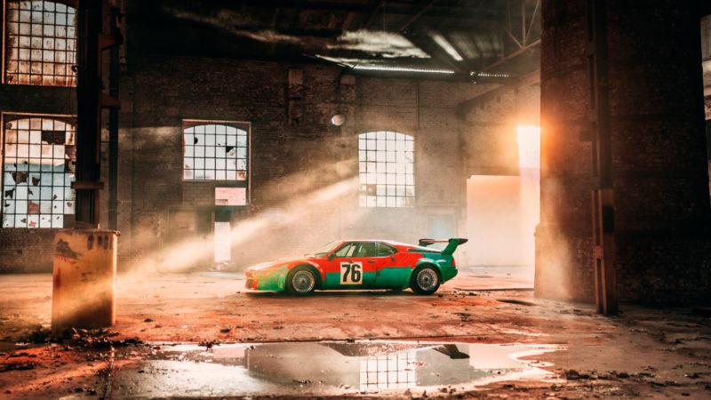 BMW M1 Art Car Turns 40