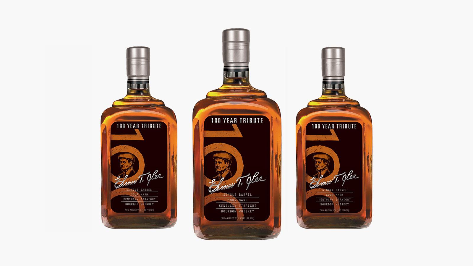 Buffalo Trace Elmer T. Lee 100 Year Tribute Bourbon