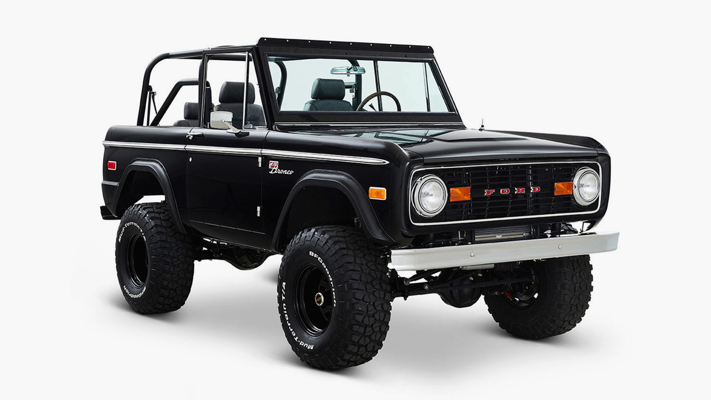CFB Vail 1968 Ford Bronco